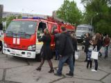 «Потрогай грузовик!» в Новокузнецке