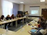 Кафедра «АДВ  - маркетинговые коммуникации» России провела Зимнюю школу-2014