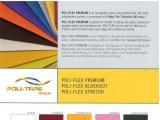Флекс-пленка PoliFlex компании PoliTape (Германия)