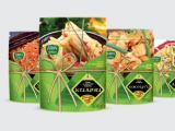 Alliance InCom «упаковало» эксклюзивные салатики