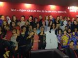 Leo Burnett Group Russia и Макдоналдс представляют  «Самое большое в мире семейное фото»