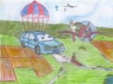 «За рулем» и Disney дарят подарки победителям конкурса рисунков